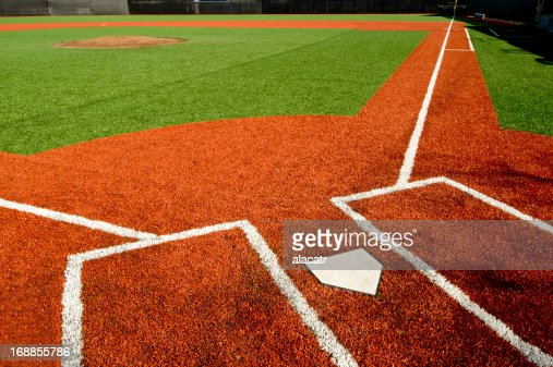 Baseball field images