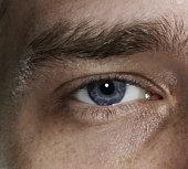 Close-up of eye