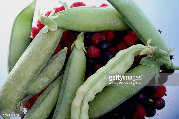 Close-Up Of Fruits And Vegetables