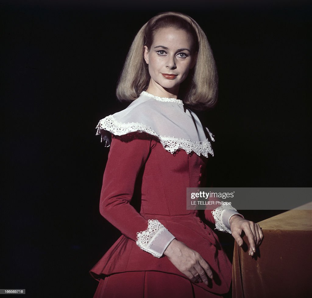 close up of genevieve page pictures getty images