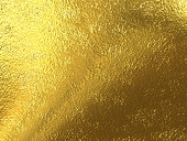 Gold foil wonderful metallic background
