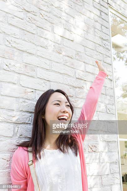 Close-up Of Happy Woman
