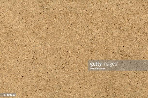 Close-up of hardboard texture background