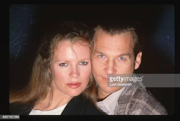 1987 Closeup of Kim Basinger and Jeff Bridges