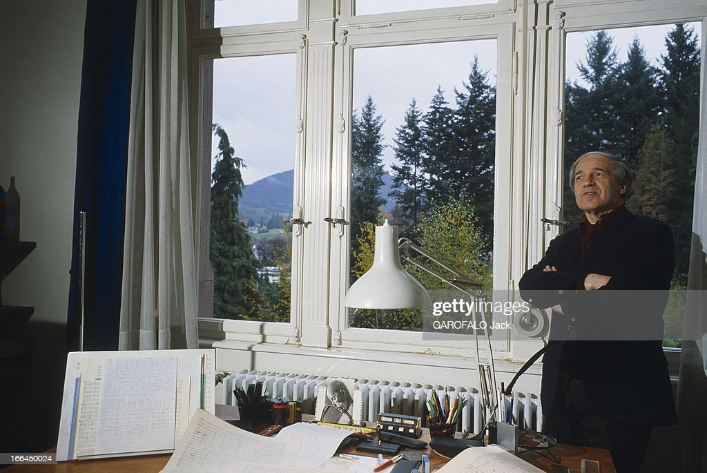 Pierre boulez getty images for Baden baden allemagne maison close