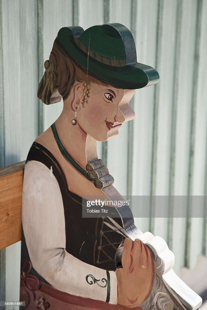 Close-up of puppet : Stock Photo