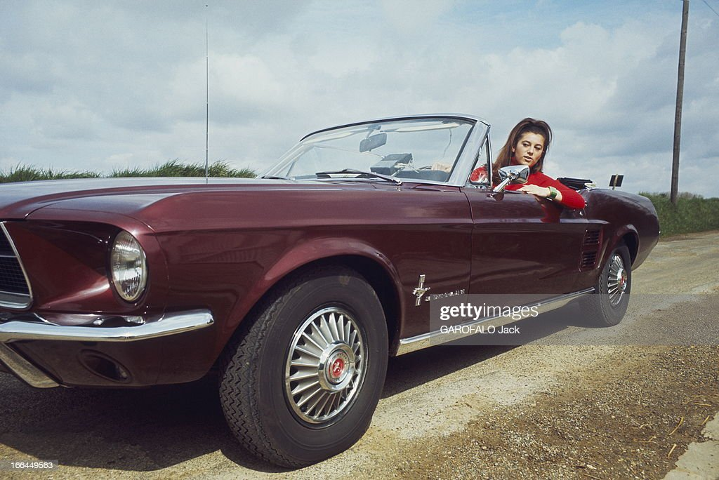50 Years Of The Ford Mustang Getty Images