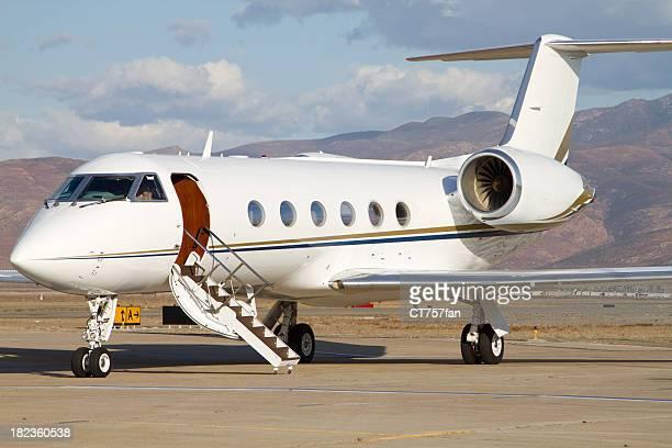 Avion privé d'entreprise