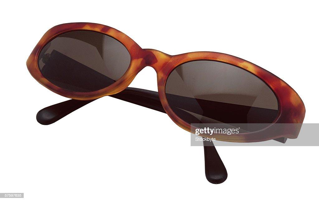 close-up of sunglasses : Stock Photo