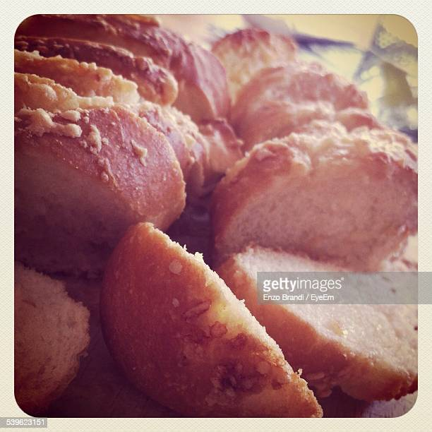 Close-Up Of Sweet Bread