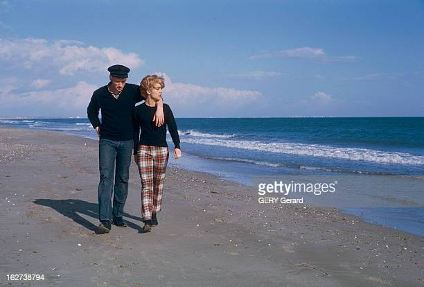close up of sylvie vartan and johnny hallyday pictures getty images. Black Bedroom Furniture Sets. Home Design Ideas