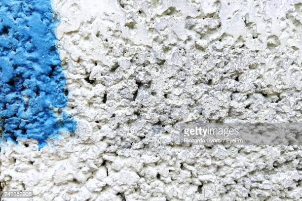Close-Up Of Textured Wall