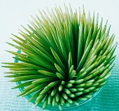 Close-Up Of Toothpicks On Table