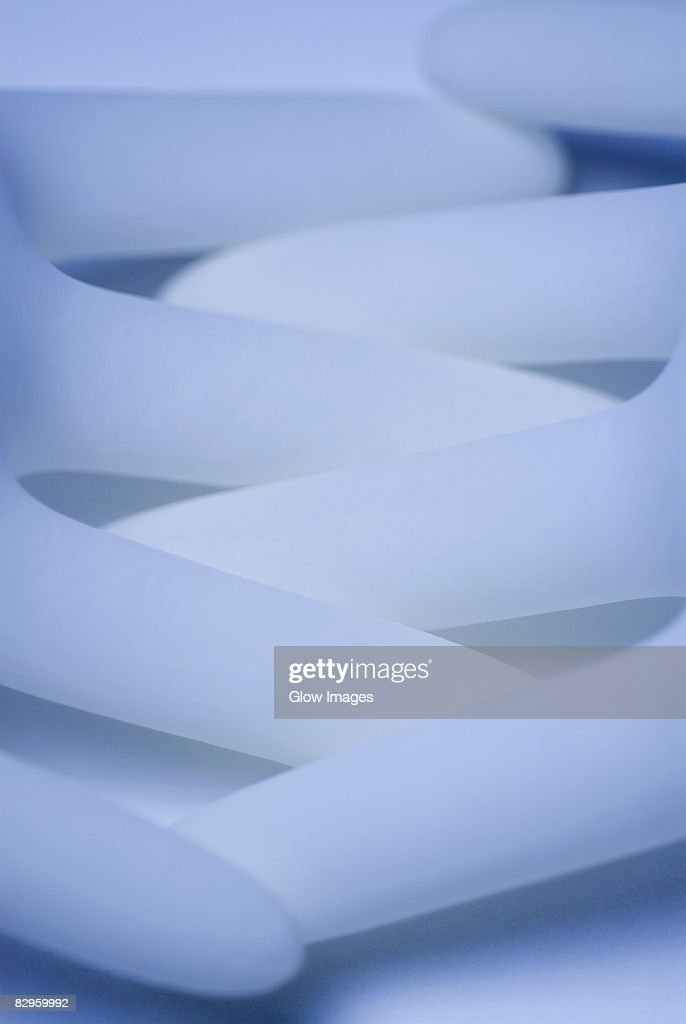 Close-up of two surgical gloves : Stock Photo