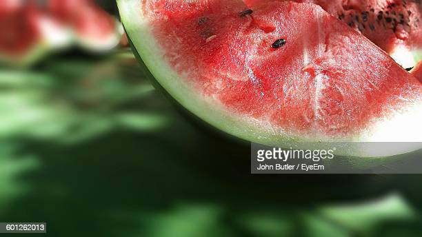 Close-Up Of Watermelon