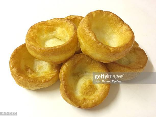 Close-Up Of Yorkshire Pudding