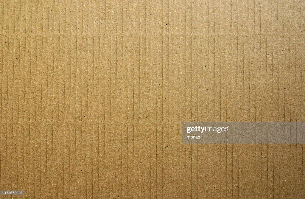 'Close-up on cardboard box, background'