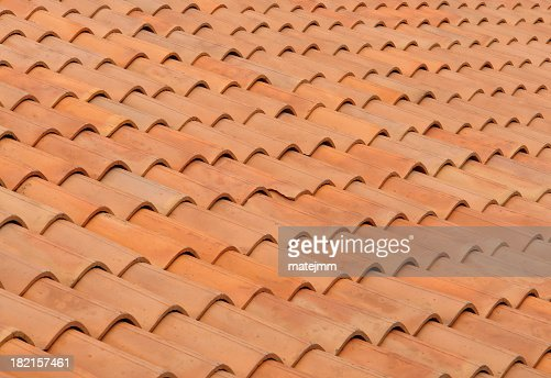 Rooftop Pattern Stock Photo Getty Images