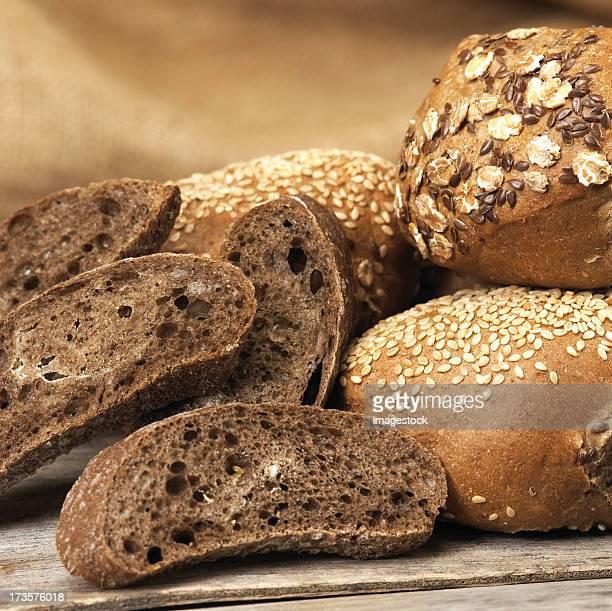 Brot im Sortiment