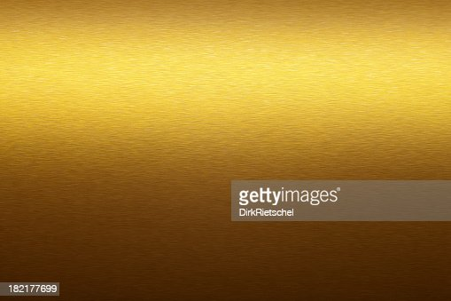 Closeup shot of abstract golden background fading colors