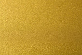 Closeup shot of abstract golden background.