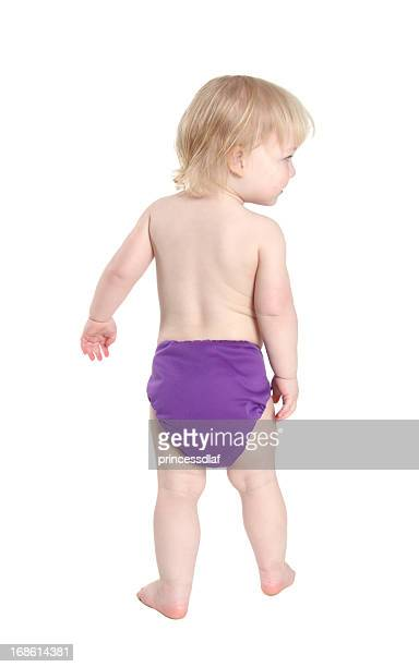 Cloth Diapered Toddler