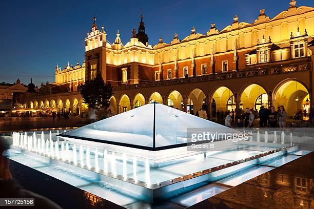 Bolsa dos Panos (Sukiennice), Cracow, Polónia