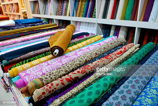 Cloth in Indian store