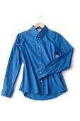 Clothes: Blouse Blue