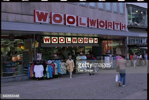 F w woolworth company stock photos and pictures getty for Gregory s jewelry greensboro nc
