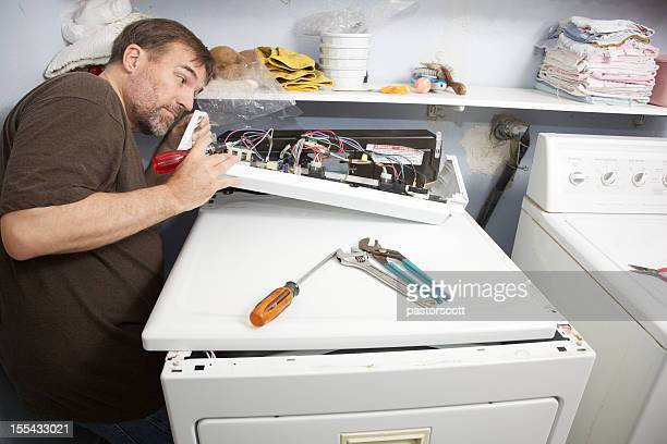 Clothes Dryer Repairman