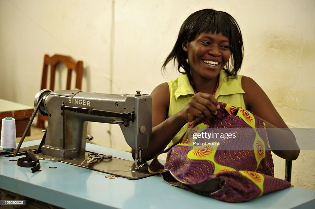 CONTENT] Clothes workshop in Livingstone, Zambia