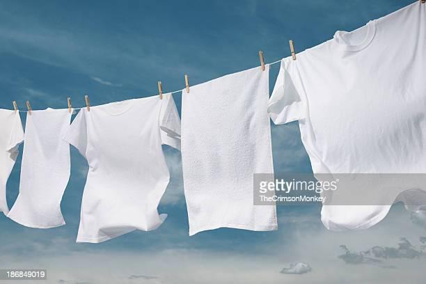 Cuerda de tender la ropa