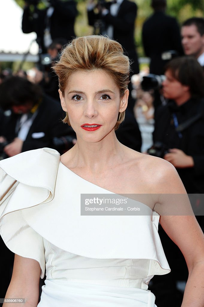 Clothilde Courau at the Premiere for 'Poetry' during the 63rd Cannes International Film Festival