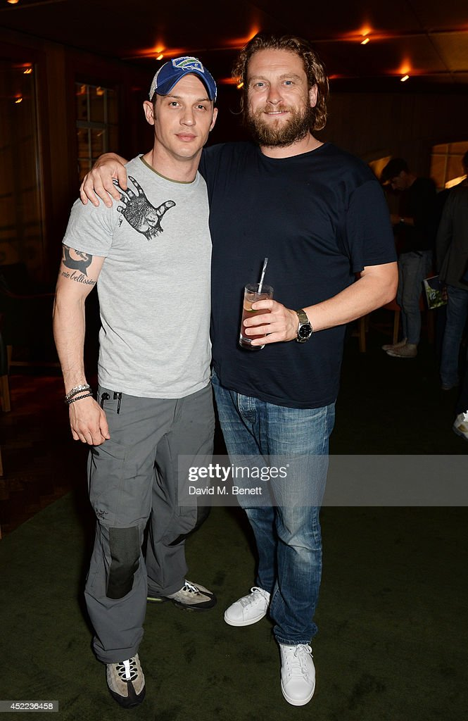 Clothing Label Official Launch Party Getty Images