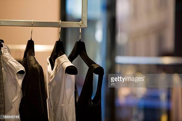 Abbigliamento rack