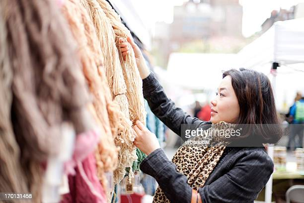 Clothing stall, New York City