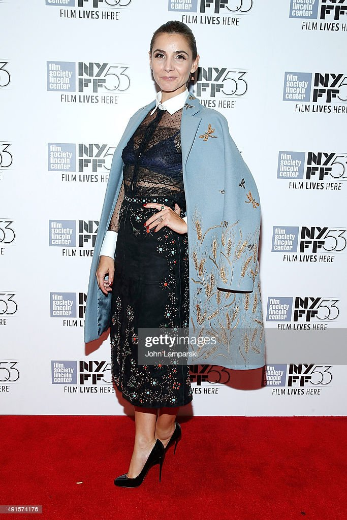 "53rd New York Film Festival - ""In The Shadow Of Women"" - Arrivals"