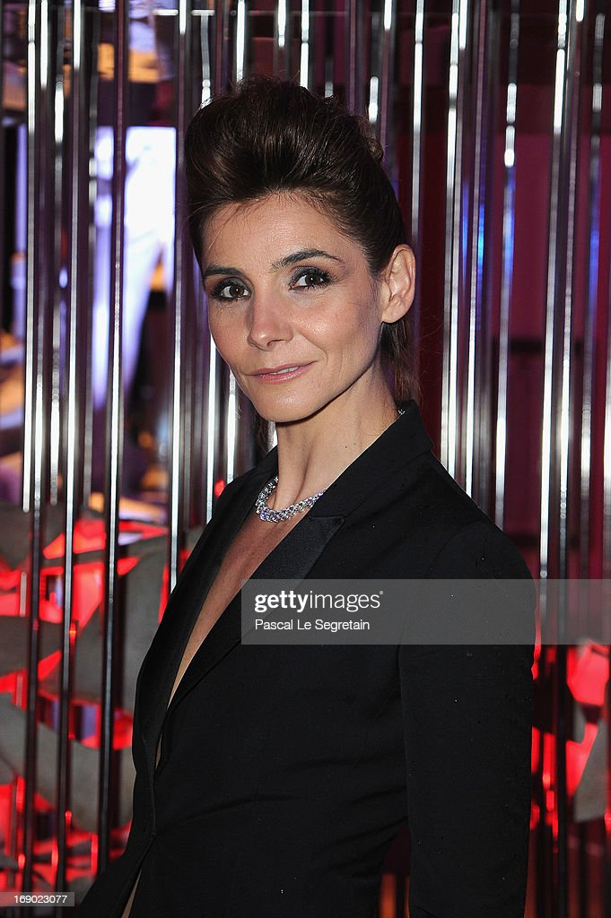 Clotilde Courau attends the Dior Cruise Collection 2014 cocktail on May 18, 2013 in Monaco, Monaco.