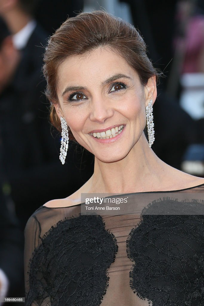 Clotilde Courau attends the premiere of 'The Immigrant' at The 66th Annual Cannes Film Festival on May 24, 2013 in Cannes, France.
