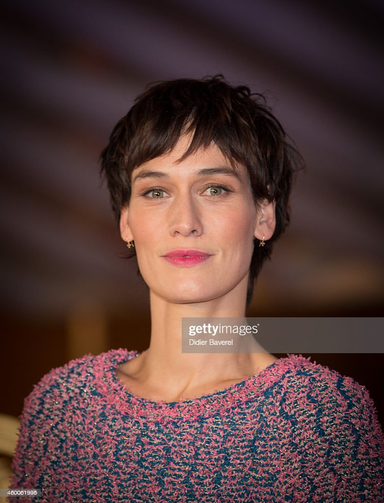 Clotilde Hesme attends the Tribute to Jeremy Irons as part of the 14th Marrakech International Film Festival December 6, 2014 in Marrakech, Morocco.