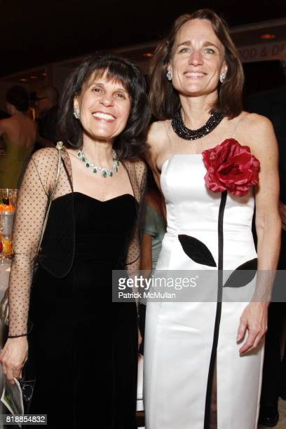 Clotilde Otranto and Kathy Brown attend NEW YORK CITY BALLET Spring Gala 2010 Arrivals at Lincoln Center on April 29 2010 in New York