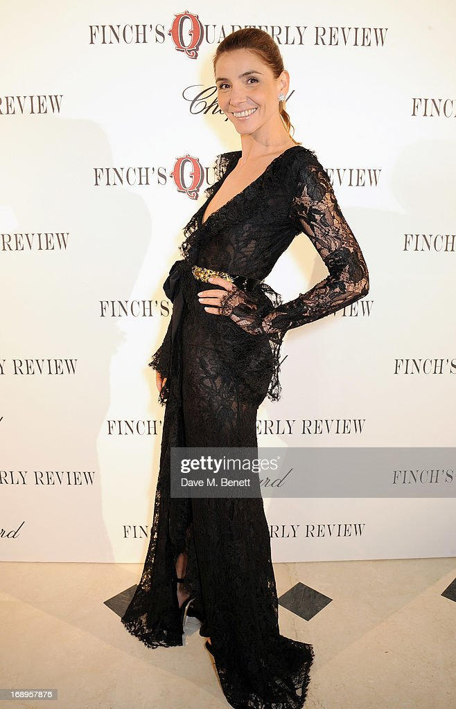 Clotilde, Princess of Venice and Piedmont attend the annual Finch's Quarterly Review Filmmakers Dinner hosted by Charles Finch, Caroline Scheufele and Nick Foulkes at Hotel Du Cap Eden Roc on May 17, 2013 in Antibes, France.