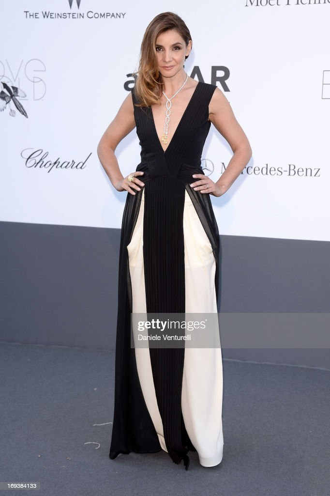 Clotilde, Princess of Venice and Piedmont, attends amfAR's 20th Annual Cinema Against AIDS during The 66th Annual Cannes Film Festival at Hotel du Cap-Eden-Roc on May 23, 2013 in Cap d'Antibes, France.