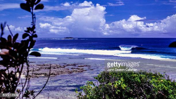 Cloud 9 Surf Spot on Siargao Island