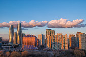 Cloud over Mississauga