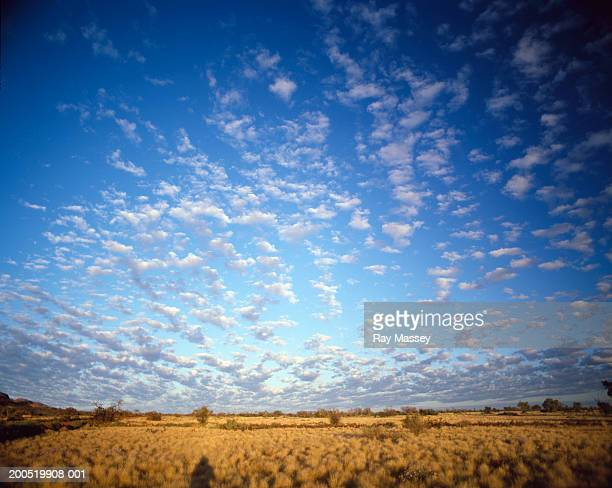 Clouds and sky in outback