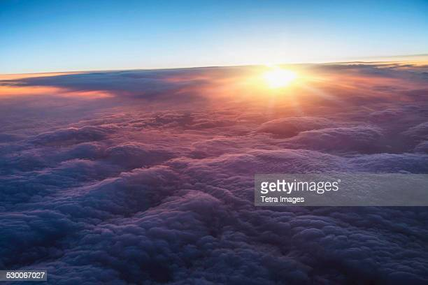 Clouds at sunrise
