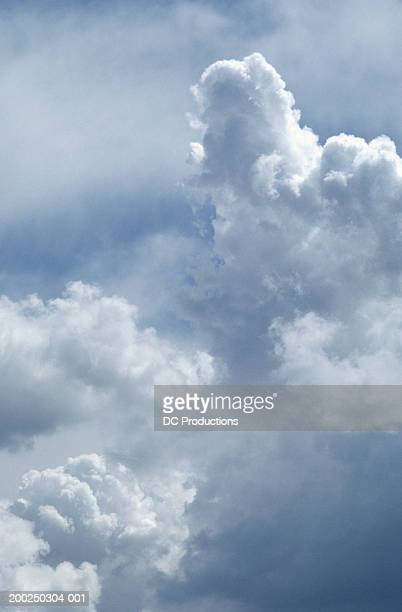 Clouds, (Low angle view)