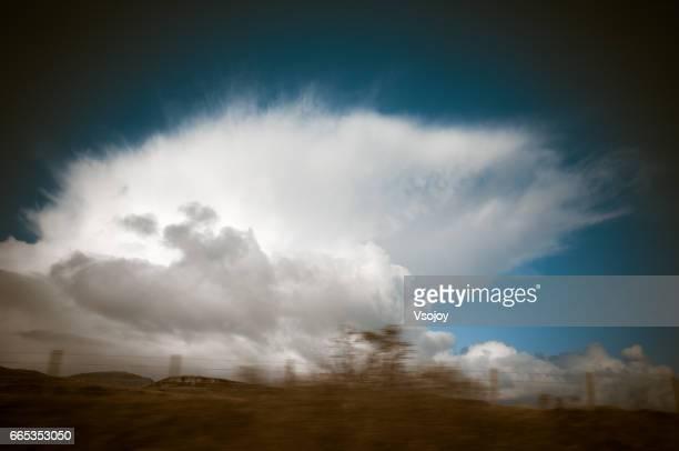 Cloudscape, Isle of Skye, Scottish Highlands